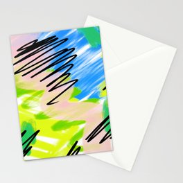 Colour Perform Stationery Cards