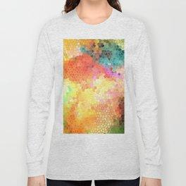 Rainbow Sherbert Long Sleeve T-shirt