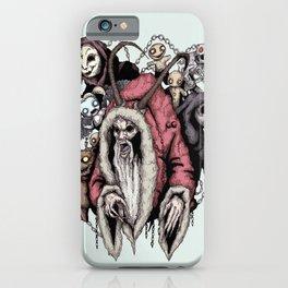 Krampus 2 iPhone Case