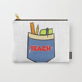 Teacher Pocket Carry-All Pouch