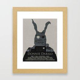 Donnie Darko Poster Framed Art Print