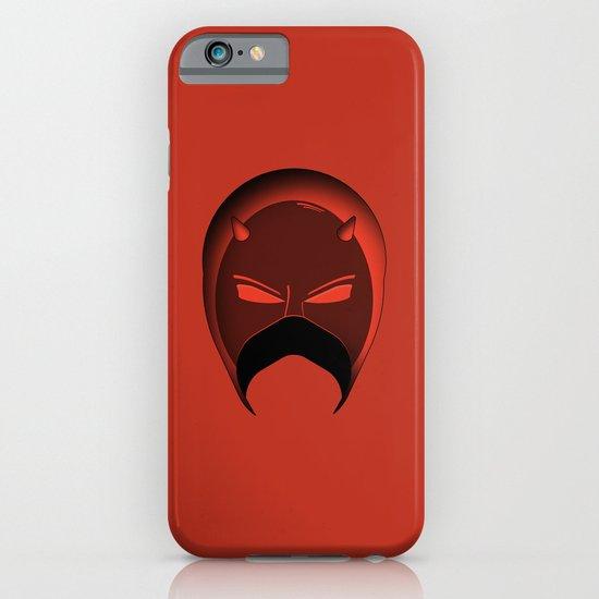 The Cowl: Daredevil iPhone & iPod Case