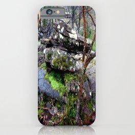Volcanic Rock iPhone Case