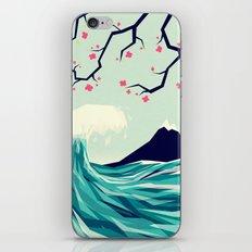 Falling in love 2 iPhone & iPod Skin