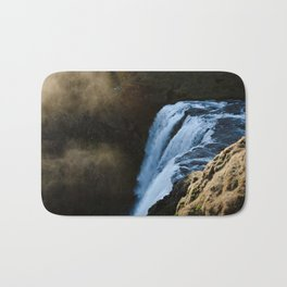Space and Earth Bath Mat