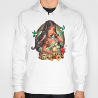stickers Hoodies featuring Choose Your Own Path by Tim Shumate