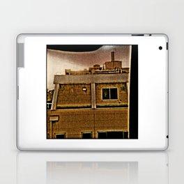 TOKYO: Room View Man at Window. Laptop & iPad Skin