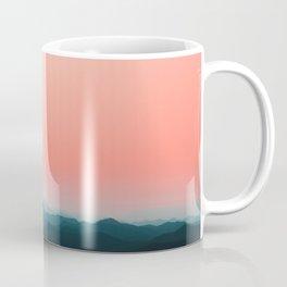 Early morning layers Coffee Mug