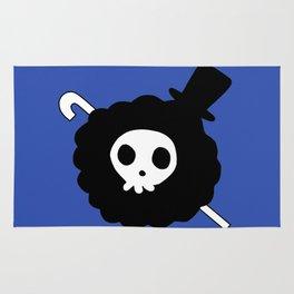 One Piece Brook yohohoho Rug