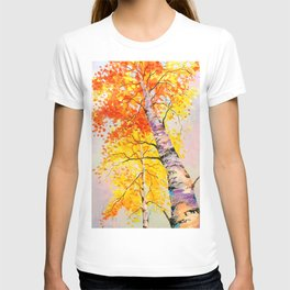 Heavenly birch T-shirt