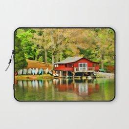 The Lake House Laptop Sleeve
