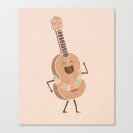 Always Happy Canvas Print