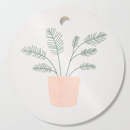 little fern Cutting Board