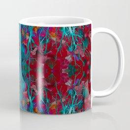 Emerald tree geometry II Coffee Mug