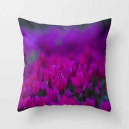 Radiant  Throw Pillow