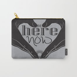 Life in the moment Carry-All Pouch