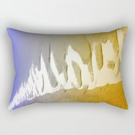 Folly From Above Rectangular Pillow