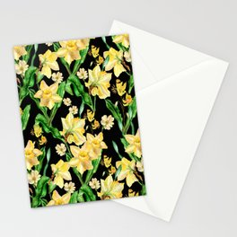 Narcissus' Garden Stationery Cards