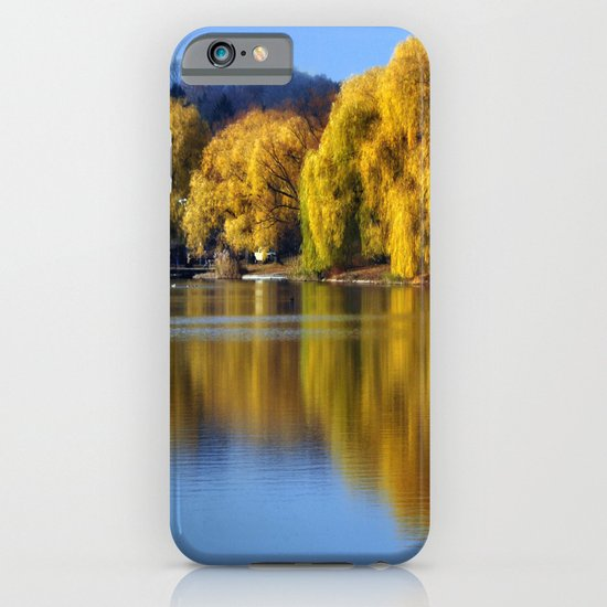 November Pond  iPhone & iPod Case