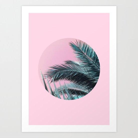 Remembering the Summer Art Print