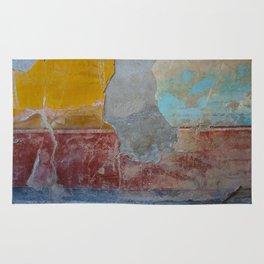Pompeian fresco Rug