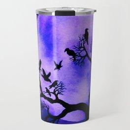 A Murder of Crows 3 Travel Mug