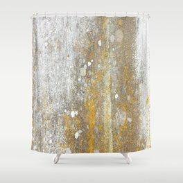 Wall Painting from Nature Shower Curtain