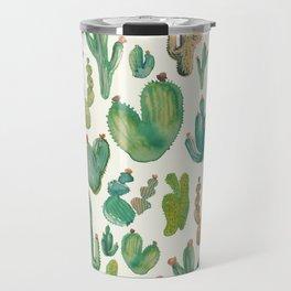 cactus collab Travel Mug