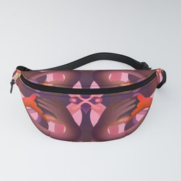 MY GLASS OF WINE, MY GLASS OF LIFE Fanny Pack