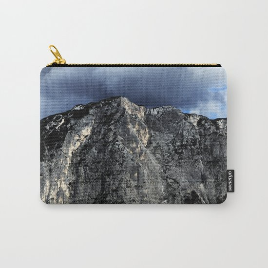 "Unbreakable ""Der Loser"" #1 #Mountain #art #society6 Carry-All Pouch"