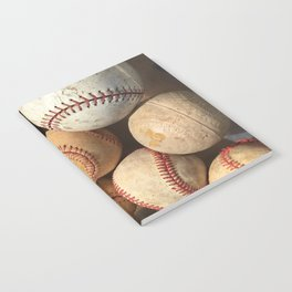 Baseball Obsession Notebook