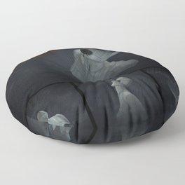 Wastehole001 Floor Pillow