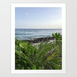 Ocean Escape Art Print