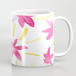 Magenta Love Coffee Mug