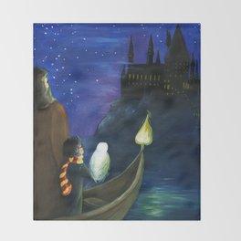 Harry's Journey Decke