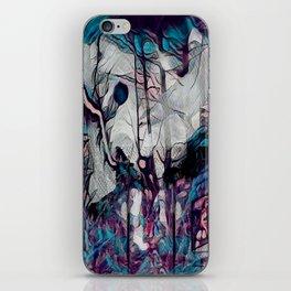 Within This Strange And Frightening World iPhone Skin