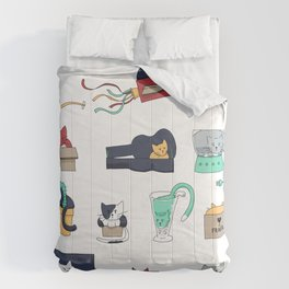 Contain Yourself Comforters