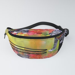 lion's playground Fanny Pack