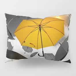 Yellow Pillow Sham