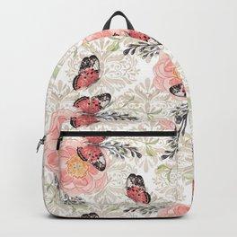 Flowers & butterflies #2 Backpack