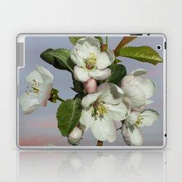 Spade's Apple Blossoms Laptop & iPad Skin