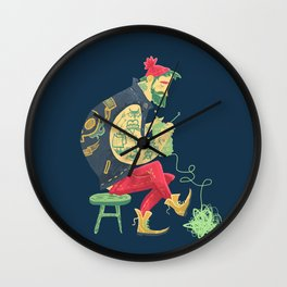 Break those Rules. Wall Clock