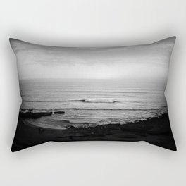 Last Wave Rectangular Pillow