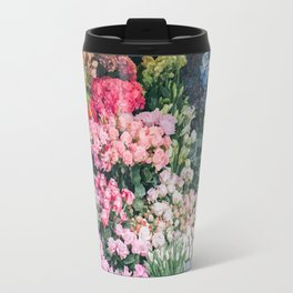 Maket of flowers Travel Mug