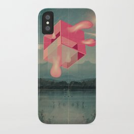 bucolico cubolo iPhone Case