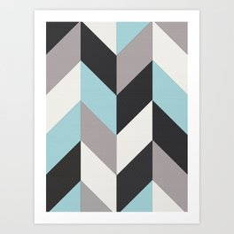 Patterns Art Print