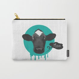 Moo Cow Moan Carry-All Pouch