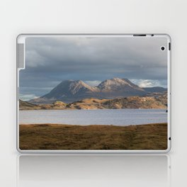 The Road to Achiltibuie Laptop & iPad Skin