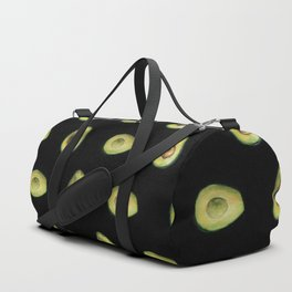Avocado Painting by Brooke Figer Duffle Bag