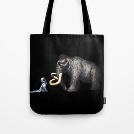 Nocturnal Encounters Tote Bag
